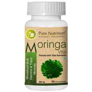 Best organic moringa capsules India