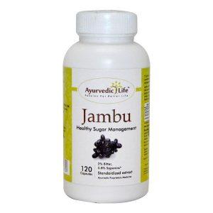 Top Ayurvedic Jambu capsules in India