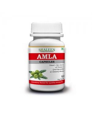 AMLA (Emblica officinalis) CAPSULES