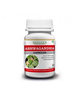ASHAVGANDHA (Withania sominfera) CAPSULES