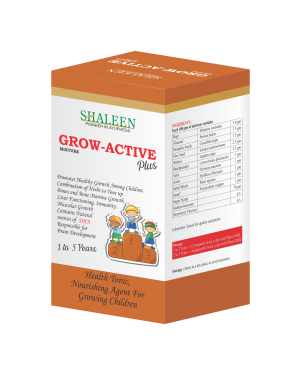 GROW-ACTIVE PLUS MIXTURE