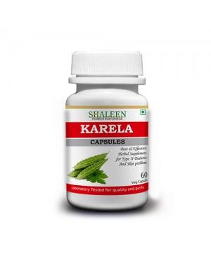 KARELA (Momordica charantia) CAPSULES