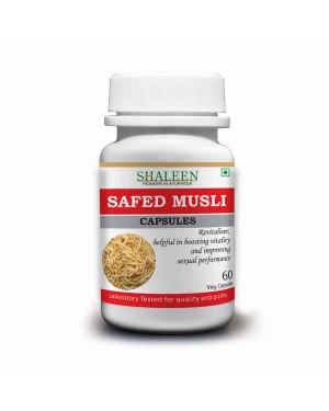 Safed Musli (Chlorophytum borivilianum) Capsules
