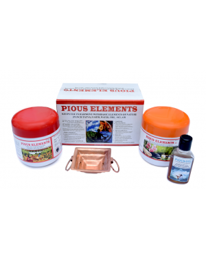 Pious Elements Kit (Complete Pack for 40 days)