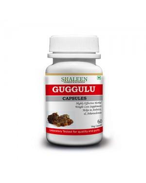 GUGGULU (Commiphora mukul) CAPSULES