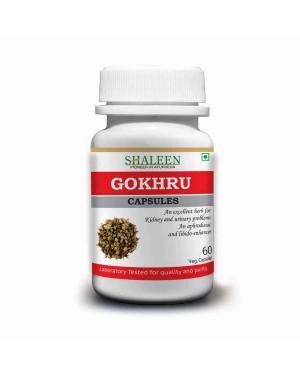 Gokhru (Tribulus terrestris) Capsules