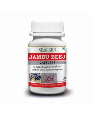 Jambu (Syzygium cumini) Capsules