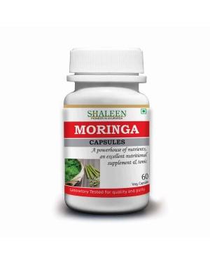 Moringa (Moringa oleifera) Capsules