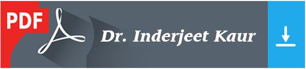 Dr. Inderjeet Kaur